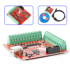 Usb Cnc Controller Card Mach3 Motion Controller Card Board For Stepper Motor Us