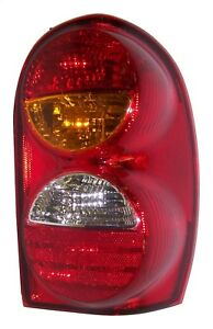 Tail Light Assembly Right Crown 55155828af Fits 02 04 Jeep Liberty