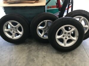 1998 2005 Jeep Wrangler Wheels And Tires optional Wheels