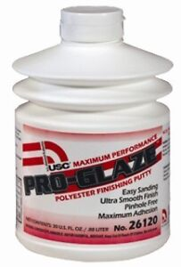 Usc Pro Glaze 30oz Pumptainer Finishing Putty Usc 26120 Tware 26120