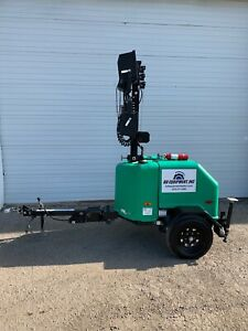 2016 Terex Rl4 Light Tower Kohler Diesel 3940 Hours