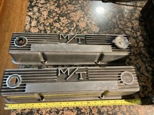Mickey Thompson Small Block Chevrolet Valve Covers