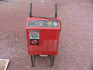 Robinair 17400 A c R12 Air Conditioning Machine Recovery Recycling And Recha