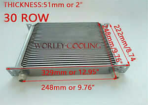 Universal Mocal Engine Transmission Oil Cooler An10 10 an 30 Rows