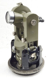 Wild Heerbrugg T16 1956 1972 Direct Scale Reading Tacheometer Theodolite