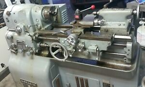 Monarch 10ee Lathe Ee Government Military Rebuild 1 phase Solid State Drive