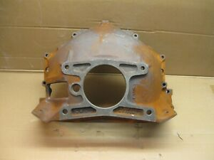 Gm Cast Iron Bell Housing Casting No 3815891 Oem Chevy 3 4 Speed Transmission