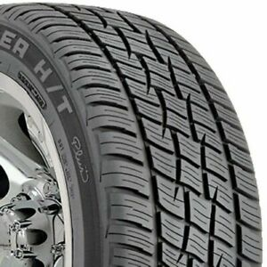 Set Of 4 Cooper Discoverer H t Plus All season Tires 275 60r20 119t