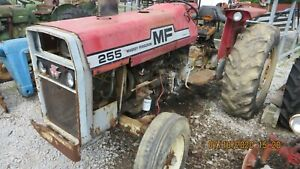 Mf 255 Massey Ferguson Tractor Front Weight Bracket