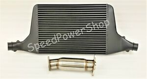 Turbo Catless Downpipe High Performance Intercooler For Audi A4 A5 B9 2 0t