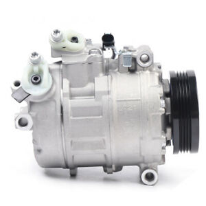 New For Bmw 545i 550i 650i 745i 750i760i Ac Air Conditioner Compressor W Clutch