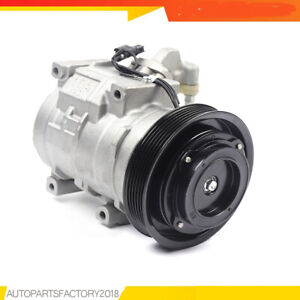Ac Air Conditioner Compressor For 2007 2013 Acura Mdx 2008 2015 Honda Odyssey