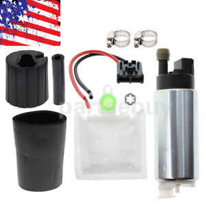 New For Walbro Gss342 255lph High Pressure Psi Intake Racing Fuel Pump Universal
