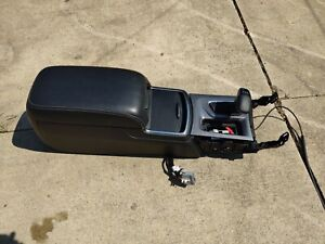 2016 2017 2018 2019 Dodge Charger Floor Center Console Cup Holder Shifter Oem
