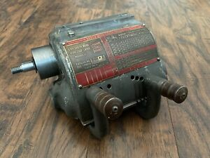 South Bend 9 Model A And 10k Lathe Quick Change Gear Box