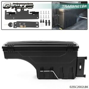 For Toyota Tacoma 2005 2020 Truck Bed Storage Box Toolbox Driver Left Side