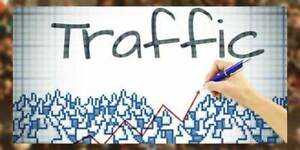 Increase Website Traffic With Targeted And Unlimited Traffic 10k Traffic Plan
