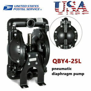 Air operated Diaphragm Pump 2 Diaphragm For Use W Low Viscosity Petroleum Fluid