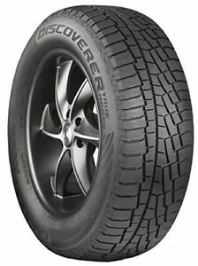 4 New Cooper Discoverer True North Winter Snow Tires 235 60r18 107t