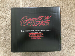 Stranger Things 1985 Limited Edition Collector's Pack New Coke Coca-Cola 2019