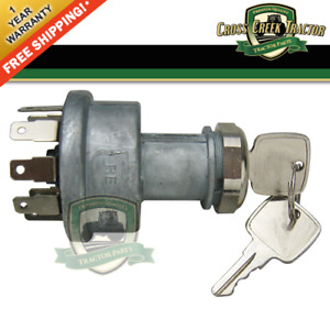 Re45963 New Ignition Switch For John Deere Tractor 5200 5210 5300 5310 5400 5500