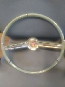 1964 1965 1966 Oldsmobile Cutlass F85 Deluxe Steering Wheel