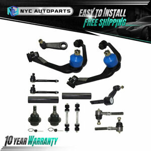 14pc Suspension Kit For Ford Expedition F 150 F 250 Navigator Blackwood 2wd