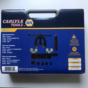 Carlyle Double Flaring Tool Set