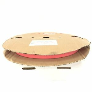 Thermosleeve Cyg Hst1165 Red 1 0 2 1 Heat Shrink 165 Foot Roll