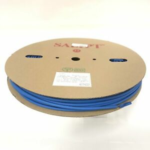 Thermosleeve Cyg Hst14330 Blue 1 4 2 1 Heat Shrink 330 Foot Roll