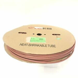 Thermosleeve Cyg Hst14330 Brown 1 4 2 1 Heat Shrink 330 Foot Roll
