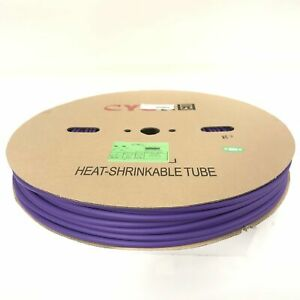 Thermosleeve Cyg Hst14330 Violet purple 1 4 2 1 Heat Shrink 330 Foot Roll
