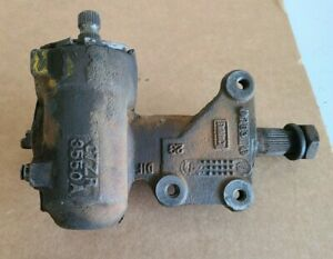 67 68 69 70 1967 1968 1969 1970 Ford Mustang Power Steering Box Smb k Quick