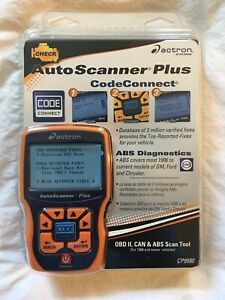 Actron Cp9580 Auto Scanner Plus