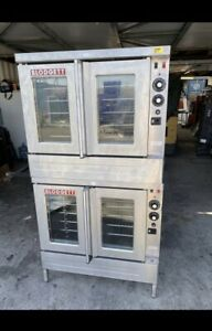 Blodgett Sho 100 e Double Stack Convection Oven Electric 3ph
