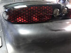 93 02 Pontiac Firebird Trans Am Honeycomb Tail Lights Oem Ws6