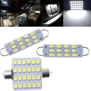 2 Map 1 Dome Led Interior Lights Bulbs For 88 98 Chevy Silverado Gmc Sierra Fast