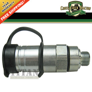 Re219421 New Hydraulic Quick Coupler Female For John Deere 5105 5200 5205