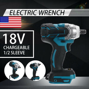 520nm Brushless Cordless Electric Impact Wrench For Makita Dtw285z 1 2 18v