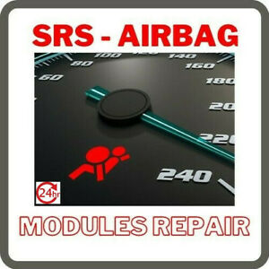 All Nissan Srs airbag Modules Repair Reset Service Fit 1996 Present