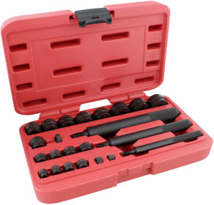 Abn Bushing Driver Set 23 Pc Wheel Bearing Removal Tool And Bearing Installer
