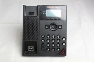 Lot Of 5 Polycom Ring Central Vvx 150 2 line Office Ip Phones bases Only