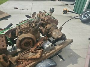 Ford Flathead Complete Engine