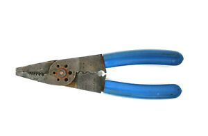 Crimping Stripping Copper Cutting Pliers Tool 8 1 4