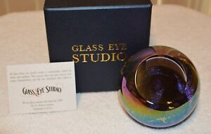 Venus Planetary Paperweight by Glass Eye Studio Made in the USA 2208PWC
