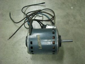 Ge Electric Motor 3 4 Hp 1075 Rpm 230 Volt 1 phase 5kcp33pg576as