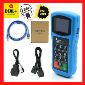 Super Vag K can2 0plus Diagnosis mileage Correction pin Code Reader Super Tester