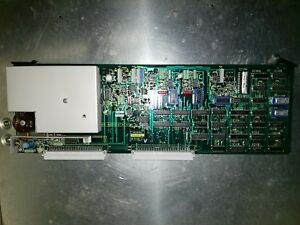 12500515x Pcb For Solartron Sclumberger 1250 1254 Frequency Response Analyzer