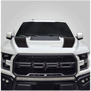 Ford Raptor Hood Racing Stripes Wraps Stickers