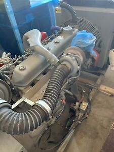 100 Kw Newage Stamford Ac Generator With A Diesel Mitsubishi Engine used